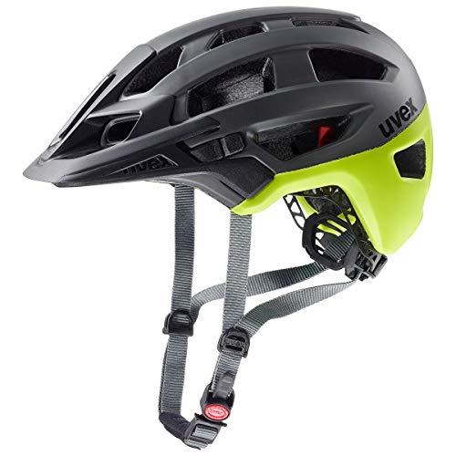 Uvex Finale 2.0 MTB Fahrrad Helm grau/gelb 2019: Größe: 56-60cm