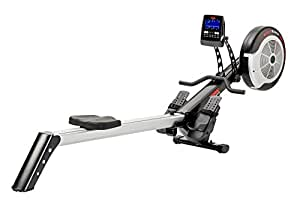 York Fitness R301 Platinum Rowing Machine - Black
