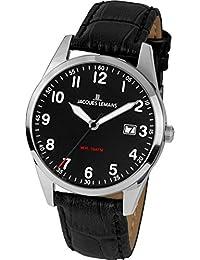 b20b16d04d4e Jacques Lemans Reloj de Caballero 1-2002A