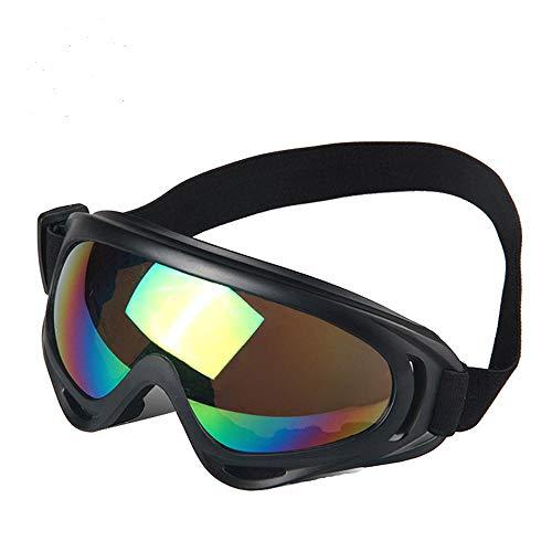 Wacemak1r-Motorradbrille Schutzbrille für Outdoor Reiten Offroad #3 -