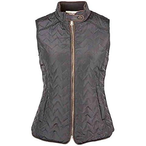 Dublín Jean Kelly de equitación para mujer, color negro, tamaño Ladies 2Xlarge