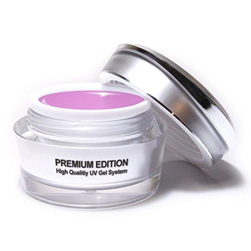 Studio Max Premium fibre de verre Gel de construction rosé 30 ml