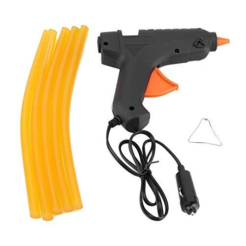 Heißkleber Pistole, DIY Auto-Einbuchtung-Reparatur-Werkzeug, 40W DIY Auto-Einbuchtung-Reparatur-Werkzeug Entfernen Reparatursatz Auto-Tür-Körper Auto 40W Heißkleber Pistole