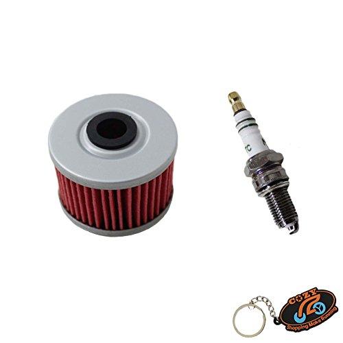 cozy-oil-filter-spark-plug-for-1988-2000-honda-trx300-fourtrax-300-atv-replace-hf113-kn113