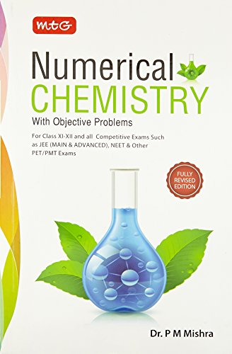 Numerical Chemistry With Objective Problems