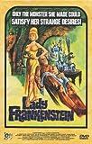 LADY FRANKENSTEIN - Uncut Limited Edition DVD kleine Hartbox