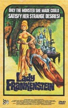 Lady Frankenstein - uncut Edition - DVD Lady Frankenstein