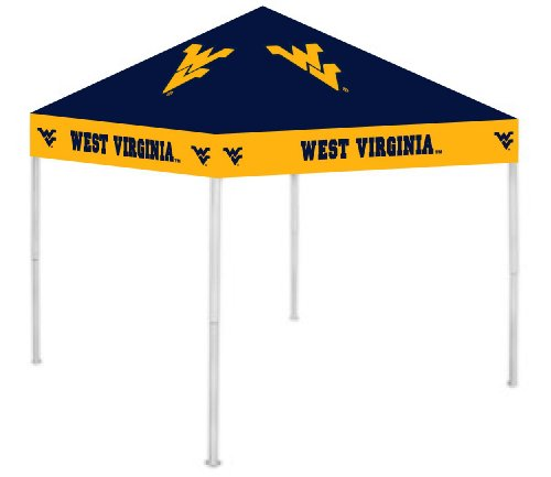 Rivalität NCAA West Virginia Mountaineers Himmel Top
