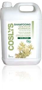 Coslys Shampooing Cheveux Normaux à la Reine des Prés 5 L