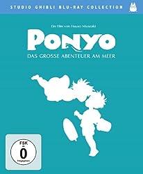 Ponyo - Das große Abenteuer am Meer (Studio Ghibli Blu-ray Collection) [Blu-ray]