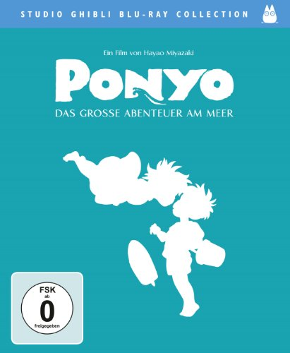 Ponyo – Das große Abenteuer am Meer (Studio Ghibli Blu-ray Collection) [Blu-ray]