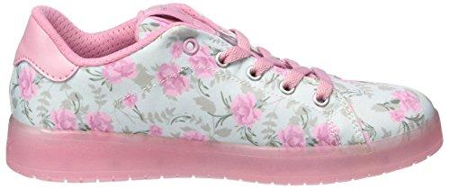 Geox Kommodor Girl J824HB000ANC1296 rosa scarpe basse