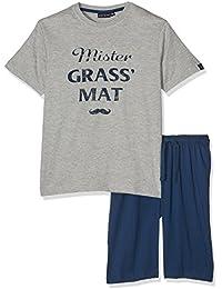 Arthur Btgmister Grass'Mat, Conjunto de Pijamas para Niños