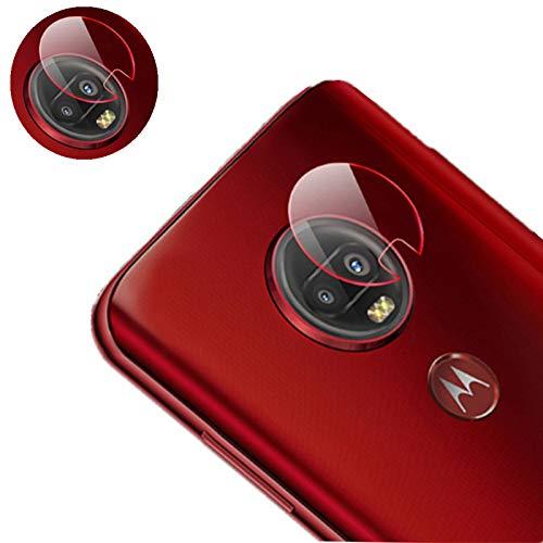 Displayschutzfolie für Motorola Moto G7, 2 Stück [Pack] Ultra dünne HD-Displayschutzfolie Soft Film für Moto G7 (Motorola Moto Mini)