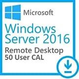 Windows Server 2016 RDS User / Device CAL 50 ESD Key Chiave Licenza ITA Lifetime / Fattura / Invio in 24 ore