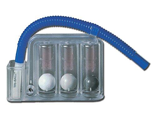 GiMa 33445Spirometer Atemwege tri-ball