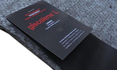 Firestone EPDM Giscolene Teichfolie 0,80 mm Maß: 6,00 x 4,00 m. Inkl. Vlies 300 gr./m² NUR 9,99 €/m² für Teiche, Fischteiche, Schwimmteiche. Langlebige, flexible und umweltfreundliche Abdichtung