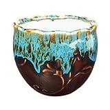 outflower Kontrast Farbe Design Modische Creative multi-meat Blumentopf Keramik Töpfe