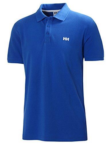 Helly Hansen Herren Polo Transat, 50583 Blau (Olympian Blue)