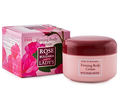 BIOFRESH STRAFFENDE KÖRPERCREME ROSE OF BULGARIA MIT ROSENWASSER 330 ml