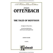 The Tales of Hoffmann: Chorus Parts (French, English Language Edition), Chorus Parts (Kalmus Edition)