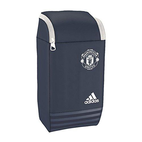 adidas MUFC SB- Gymsack for Unisex  Blue -  azumin blatiz   NS