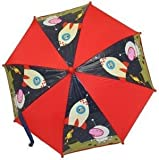 Trade Mark Collections Peppa Pig Spaceman George Umbrella Blue/red