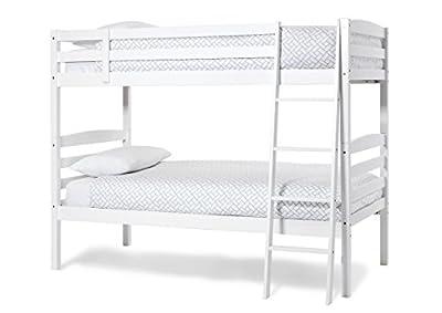 Brooke Hevea Wood Single Bunk Bed