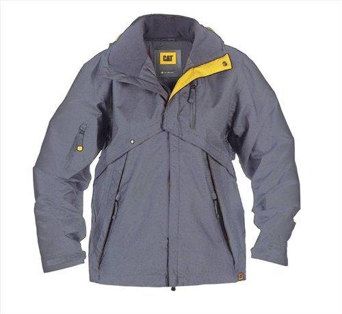Caterpillar C085 Grey Jacket Small