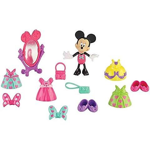 Minnie Mouse - Baile de gala, playset (Mattel BBW09)