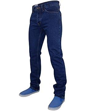 Jack South - Jeans da uomo alla moda, mod. Kushiro, vestibilità normale