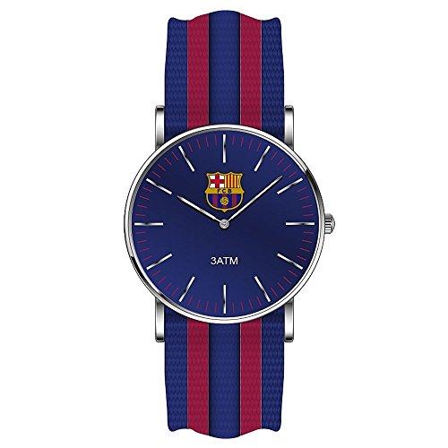 RADIANT watch F.C.Barcelona BA10601 Man Nailon Blue and Garnet