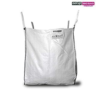 1-300x ASUP Big Bag 60 x 75 x 80 cm SWL 1,000 kg, White, 60 x 75 x 80 cm