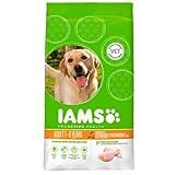 Iams crocchette Light al pollo-sterilizzato EU sovrappeso-Tutte razze-1kg-per Cani...