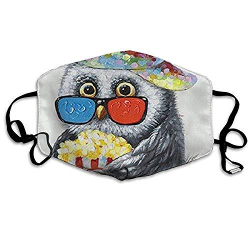 k, Sports Baseball Face Mask Black Mund Maske Cycling Hiking Masks Anti Pollution Anti-Dust Masks ()