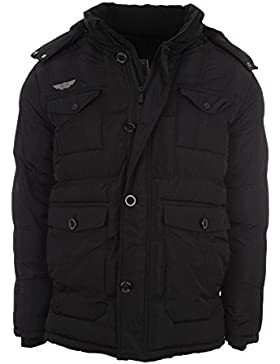 Harry Kayn - Chaqueta hombre CUNE- negro - S