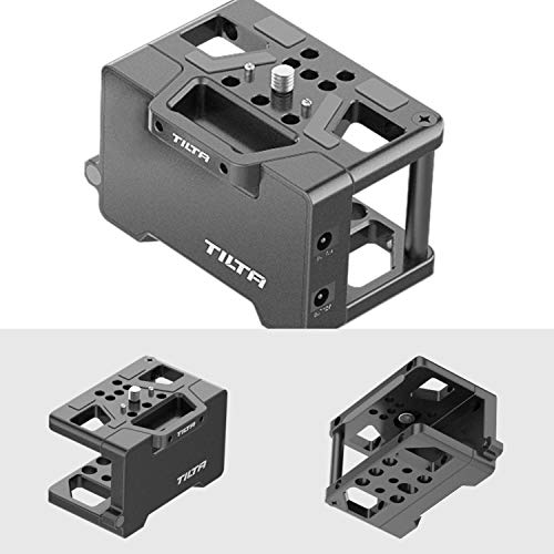 TILTA TA-BSP-F970 F970 Battery Baseplate Akku Grundplatte for BMPCC 4K Cage Blackmagic Pocket Cinema Camera 4K Rig (F970 Battery Baseplate)