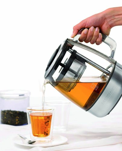 Teeautomat: Gastroback 42439 Gourmet Tea Advanced Automatic -