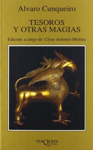 Tesoros y otras magias (Volumen Independiente)