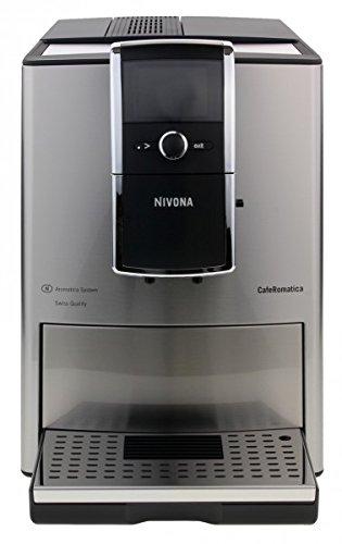 Nivona CafeRomatica 858Kaffeemaschine, freistehend, vollautomatische Espressomaschine für...