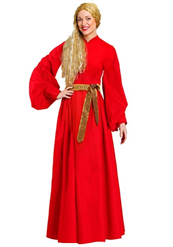Fun Costumes Frauen Plus Size Buttercup Bauernkostüm - 2X