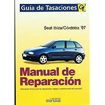 MANUAL DE TALLER Y REPARACION SEAT IBIZA CORDOBA 97/99 GAS Y DIESEL