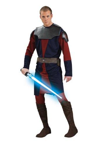 (Anakin Skywalker Kostüm Erwachsenen- Krieg der Klone)