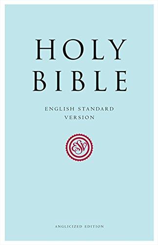 Holy Bible: English Standard Version (ESV)
