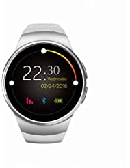Fitness Tracker Smartwatch Anti-Schweiß smartwatch,Kalorienverbrauch,Anrufe tätigen oder empfangen,sesshaft erinnern,Gesundheit Verfolger Sport uhr unterstützung iPhone Android Handys