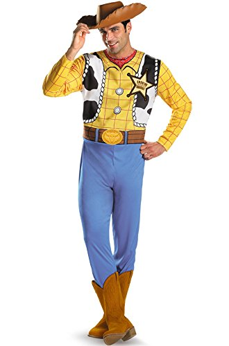Woody Adult Costume - X-Large
