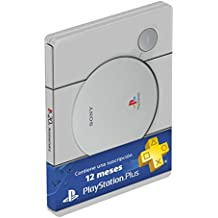 Sony - PlayStation Plus 365 Días, Steelbook Edition (PS4)