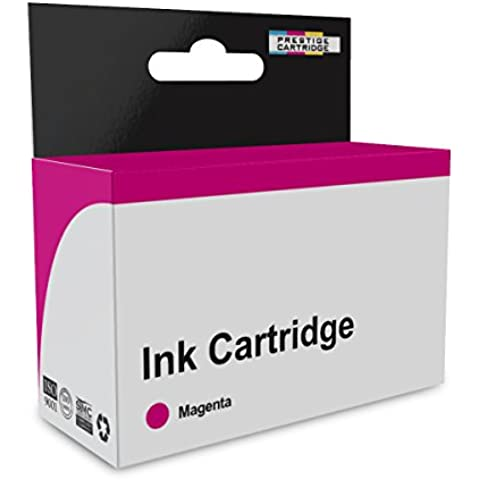 Prestige Cartridge HP363 Una Cartuccia di Inchiostro non Originale per Stampanti HP Photosmart, Magenta