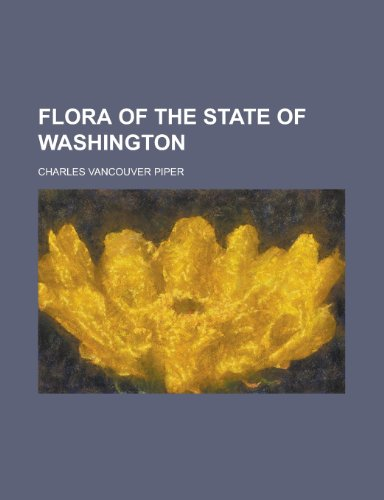 Flora of the State of Washington