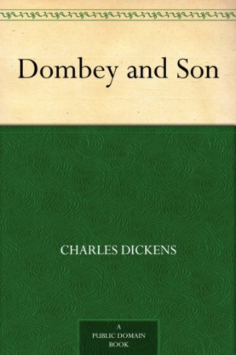 free kindle book Dombey and Son